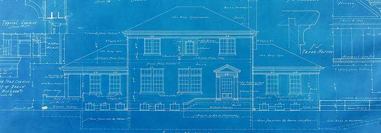 1244 Sixth Street - The Blueprints