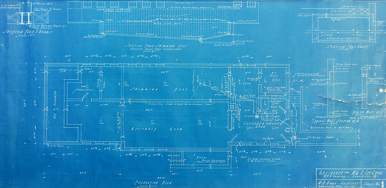 1244 sixth street the blueprints for Foundation blueprints